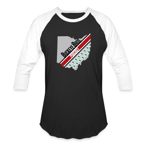 BBP State 3/4 Tee - Baseball T-Shirt