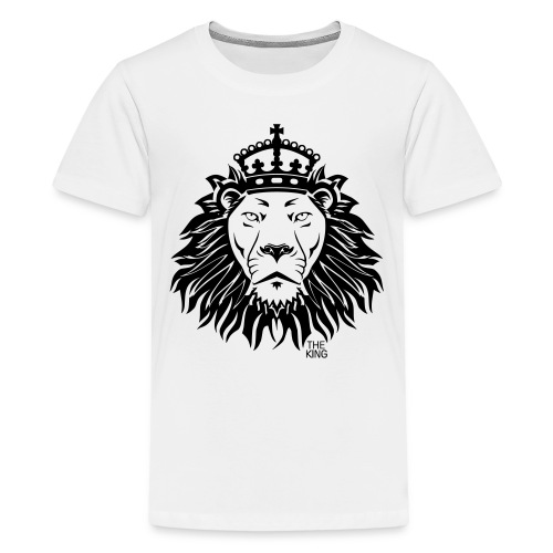 The King Lion T-Shirt (Child) - Kids' Premium T-Shirt