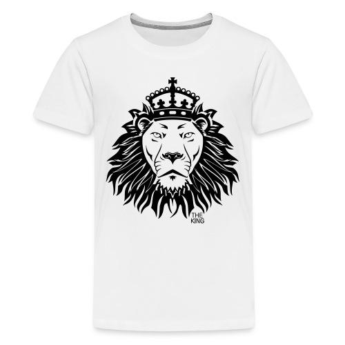 The King Lion T-Shirt (Child) - Kids' Premium T-Shirt