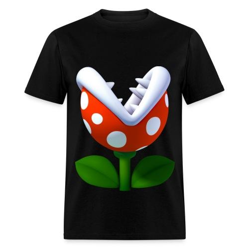 Piranha plant - Men's T-Shirt