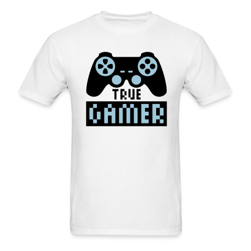 True Gamer Shirt - Men's T-Shirt