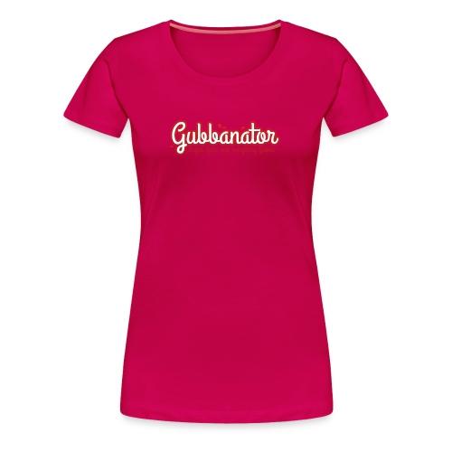 Gubbanator Women's Premium T-Shirt - Women's Premium T-Shirt