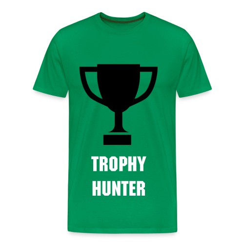 Trophy Hunter T-Shirt - Men's Premium T-Shirt