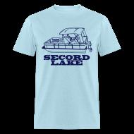 T-Shirts ~ Men's T-Shirt ~ Secord Lake