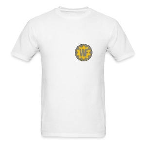 Double Down Logo Shirt White - Men's T-Shirt