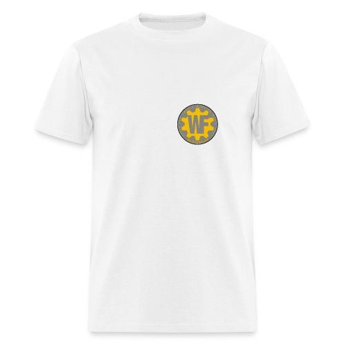 Double Down Logo Shirt White - Men's T-Shirt