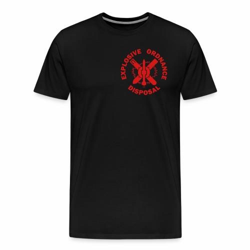 EOD Junk in the Sun red - Men's Premium T-Shirt
