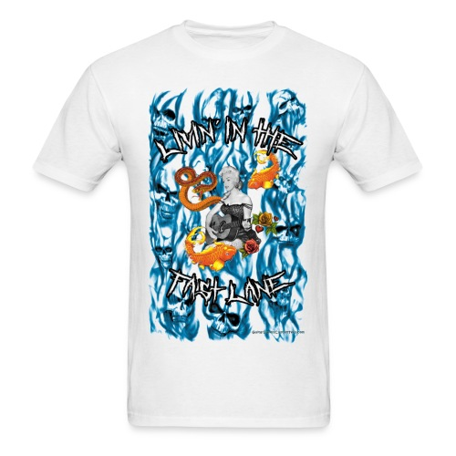 Fast Lane - Men's T-Shirt
