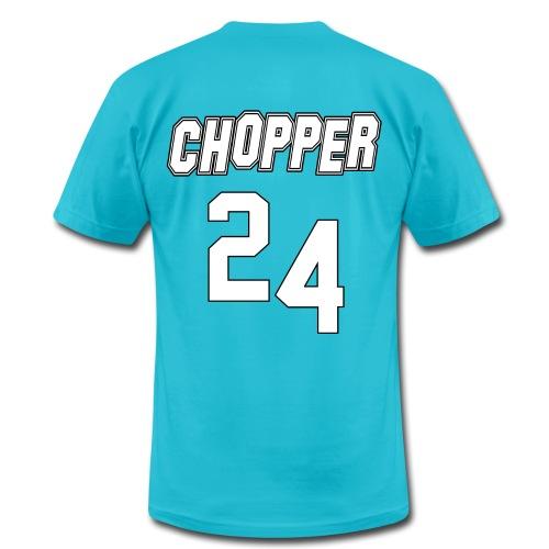 Dennis aka CHOPPER - Men's Fine Jersey T-Shirt