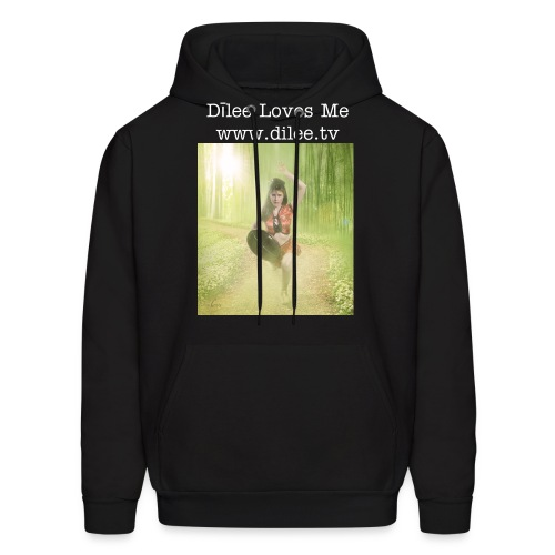 Dīlee bamboo men's sweat shirt - Men's Hoodie