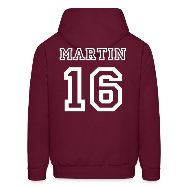 Martin  15 Front and Back