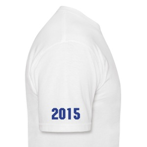DPM 5 Year 2015 Men - Men's T-Shirt