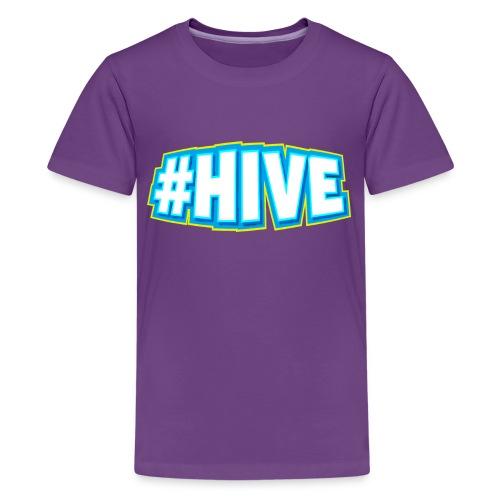 Kid's #Hive Tee - Kids' Premium T-Shirt