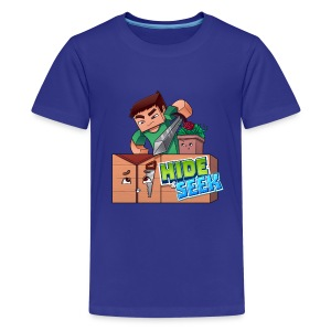 Kid's Hide and Seek Tee - Kids' Premium T-Shirt