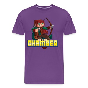 Men's One in the Chamber Tee - Men's Premium T-Shirt