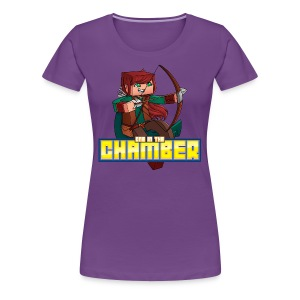 Women's One in the Chamber Tee - Women's Premium T-Shirt