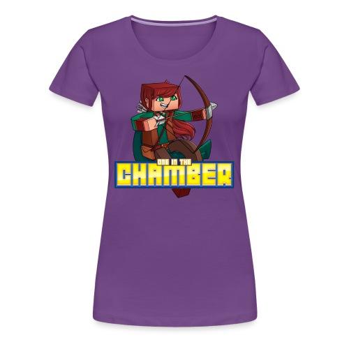 Women's One in the Chamber Tee - Women's Premium T-Shirt