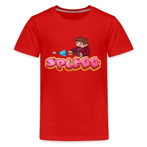 Kid's Splegg Tee - Kids' Premium T-Shirt