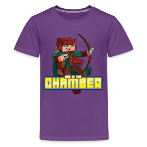 Kid's One in the Chamber Tee - Kids' Premium T-Shirt