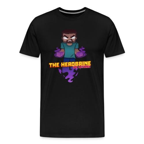 Men's The Herobrine Tee - Men's Premium T-Shirt
