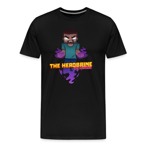 Men's The Herobrine Tee - Men's Premium T-Shirt