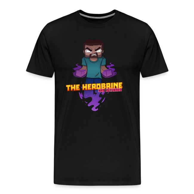 Men's The Herobrine Tee