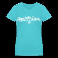 T-Shirts ~ Women's V-Neck T-Shirt ~ Article 102956651