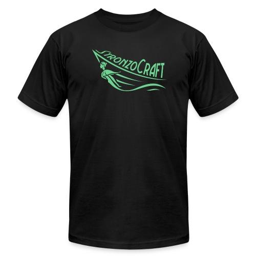 Stronzo AmApparel - Men's Fine Jersey T-Shirt