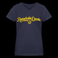 T-Shirts ~ Women's V-Neck T-Shirt ~ Article 102956673
