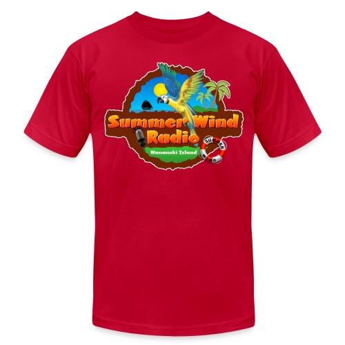 Summer Wind Radio T - Men's  Jersey T-Shirt