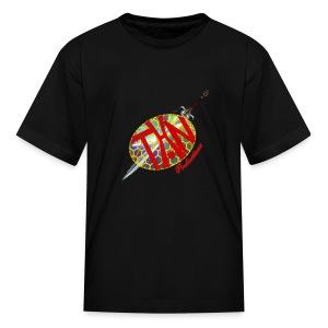KID'S THN Sword Logo T-Shirt - Kids' T-Shirt