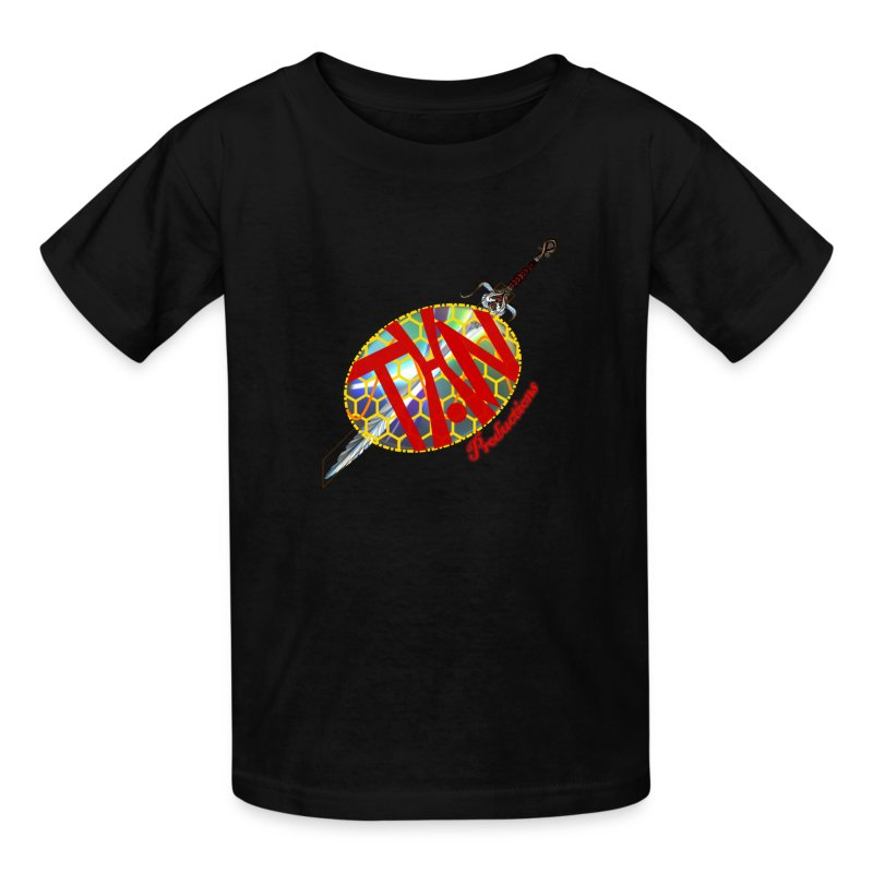 KID'S THN Sword Logo T-Shirt - Kids' T-Shirt