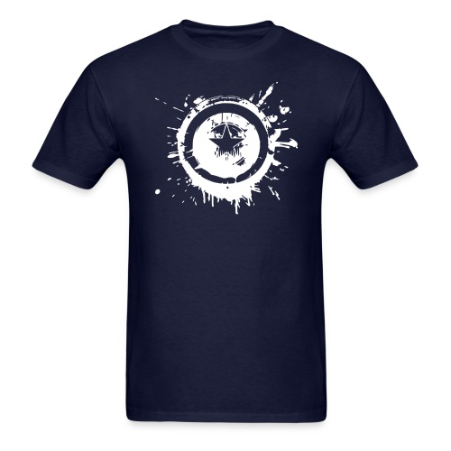 Captain America Shield - Men's T-Shirt