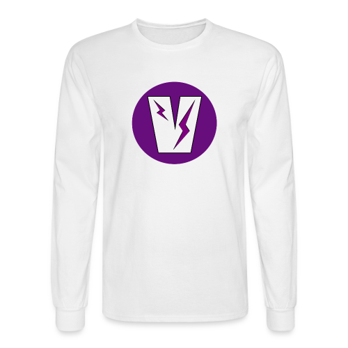 iVicViolent Men's Sweatshirt  - Men's Long Sleeve T-Shirt