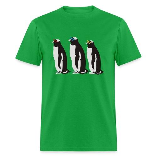 3 Penguins Leonard - Men's T-Shirt