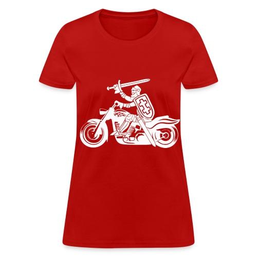 Iron Vytis - Women's - Women's T-Shirt