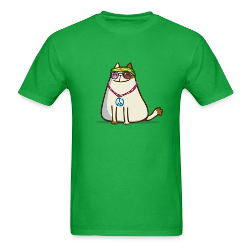 Friday Cat №17 - Men's T-Shirt