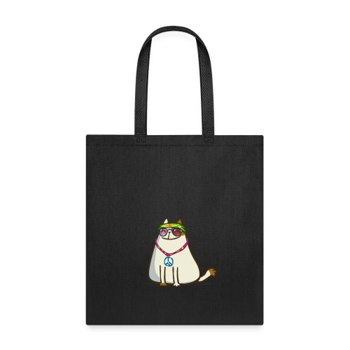 Friday Cat №17 - Tote Bag