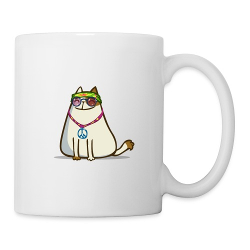 Friday Cat №17 - Coffee/Tea Mug