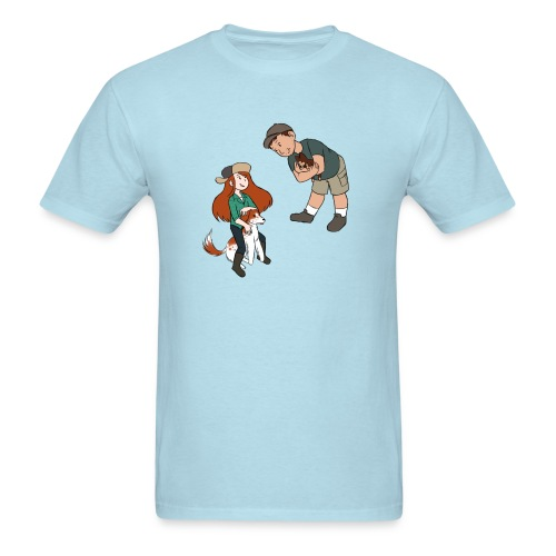 Wendy and Soos - Men's T-Shirt