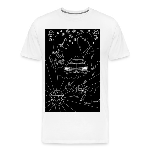 Supernatural Unisex Tee - Men's Premium T-Shirt