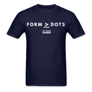 T-Shirts ~ Men's T-Shirt ~ Form