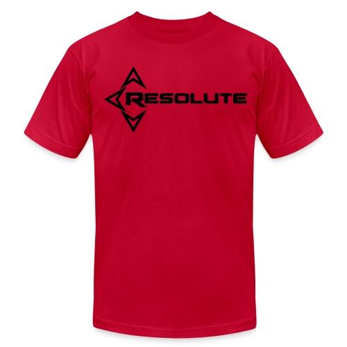 Men's REZO T-shirt Black Name - Men's  Jersey T-Shirt