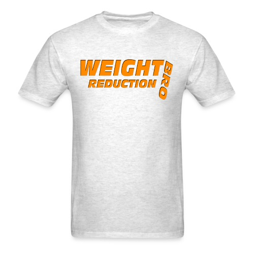 weight reduction bro - Men's T-Shirt