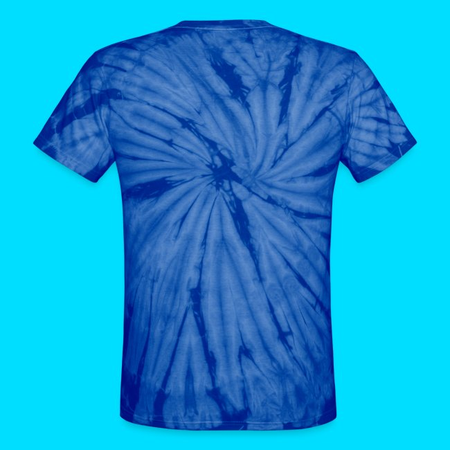 29ebc680 TheAnimexis | Unisex Tie Dye XD T-shirt Men - Unisex Tie Dye T-Shirt