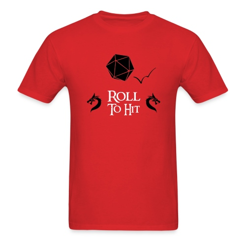 Men's Roll to Hit Tshirt - Men's T-Shirt