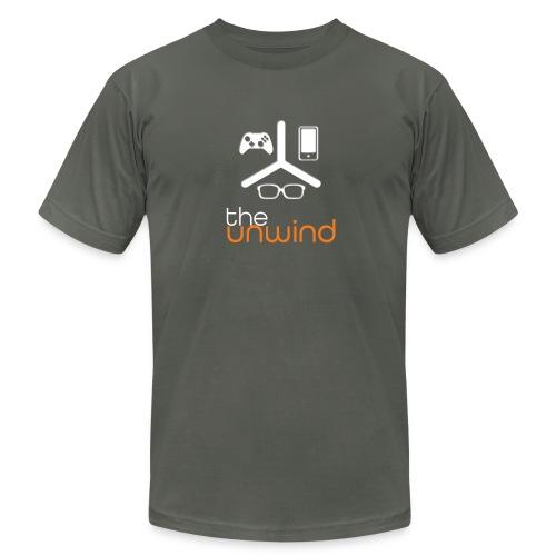 The Unwind Men's Tshirt - Men's Fine Jersey T-Shirt