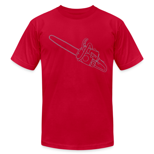 Chainsaw - Men's  Jersey T-Shirt