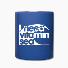 I need Vitamin SEA Mugs & Drinkware