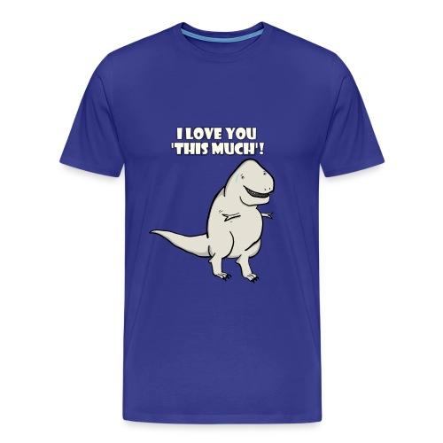 Rex Love - Men's Premium T-Shirt